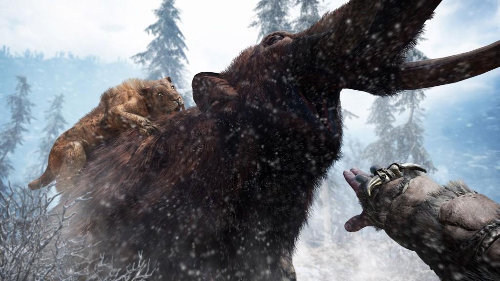 Животные в Far Cry Primal