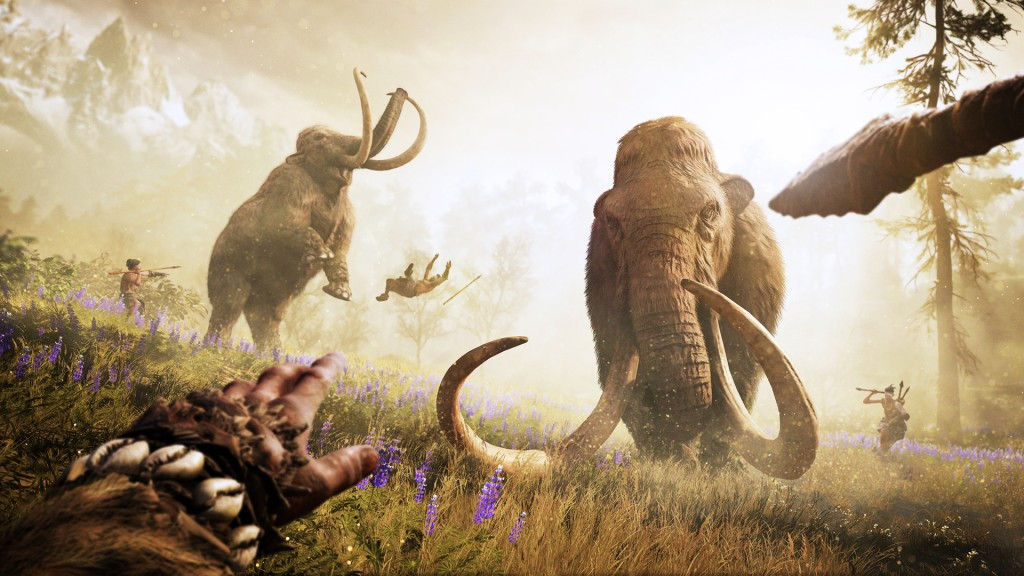 Геймплей Far Cry Primal