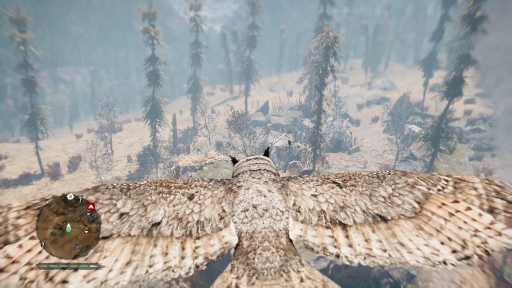 Сова Far Cry Primal